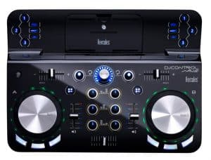 Imagen Superior DJ Control Wave