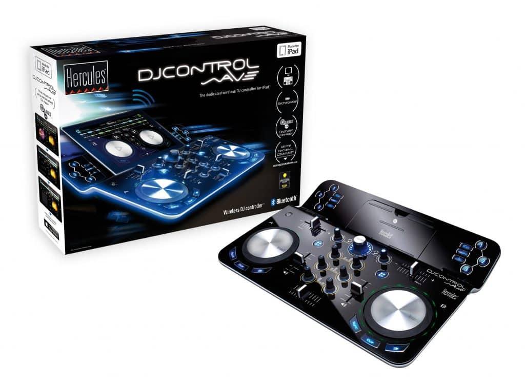 Hercules DJ Control Wave iPad