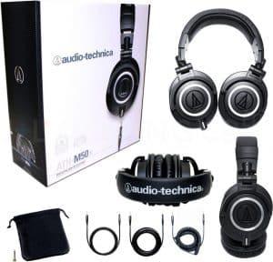 Audio_Technica_ATH_M50X-auriculares-dj-studio