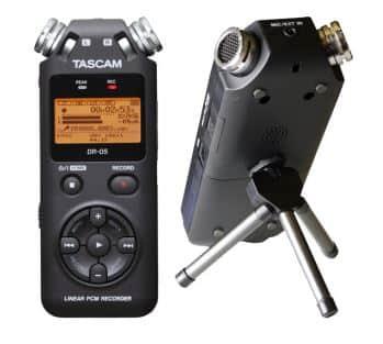 TASCAM-DR-05